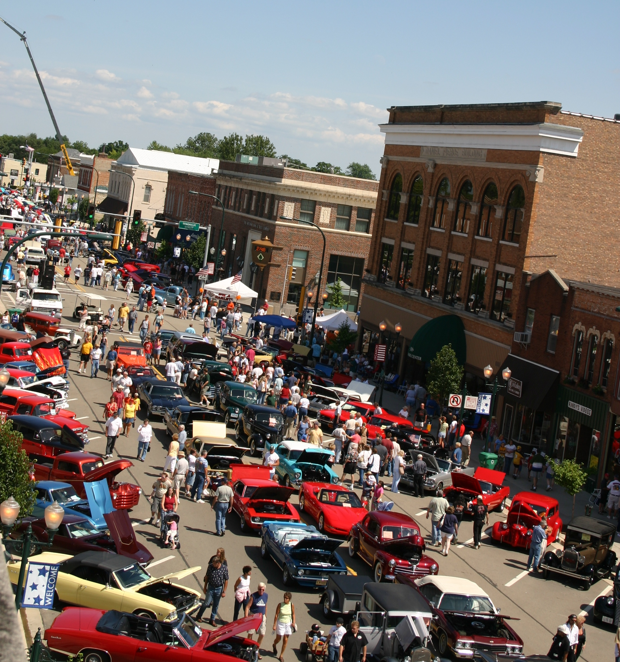 Upcoming Classic Car Show