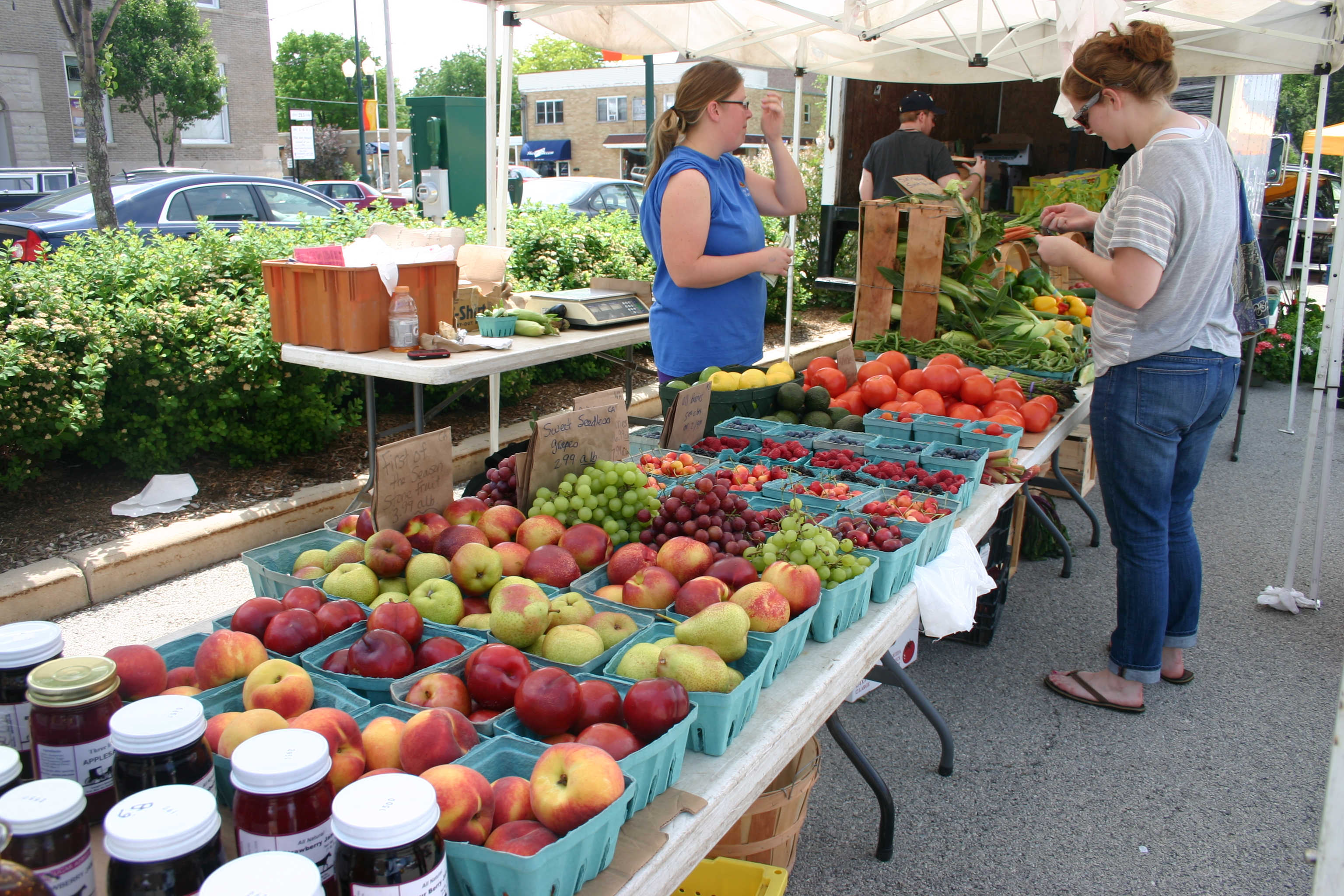Farmers Market - Discover Sycamore