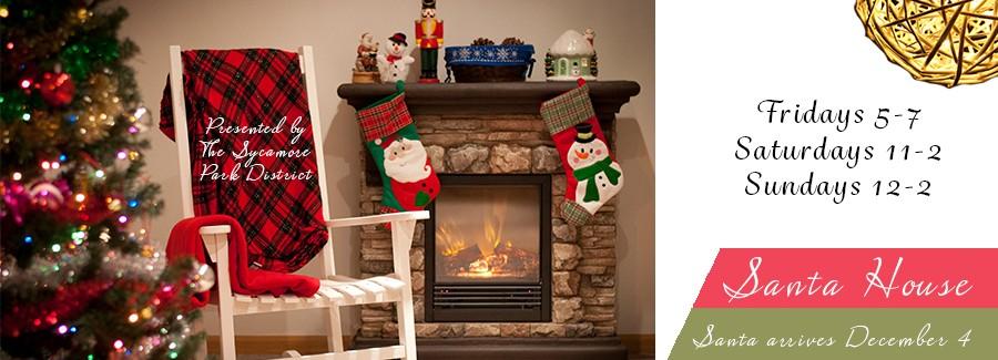 Santa House Discover Web Banner